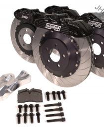 Harrop Ultimate Performance Brake Kit Black
