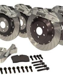 Harrop Ultimate Performance Brake Kit Silver