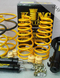 King Spring Set _ Monroe GT Sports Damper Combination for Holden VE Commodore