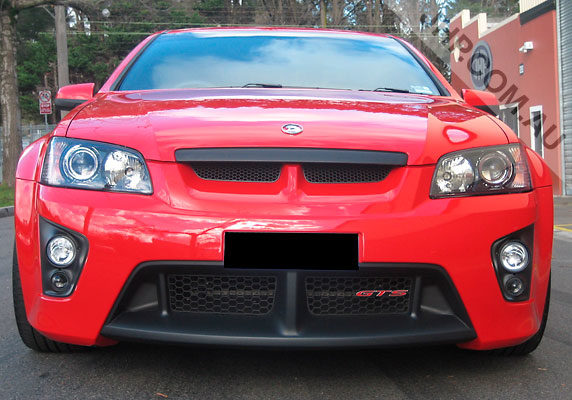 Pontiac G8 Holden HSV GTS Front Conversion Kit