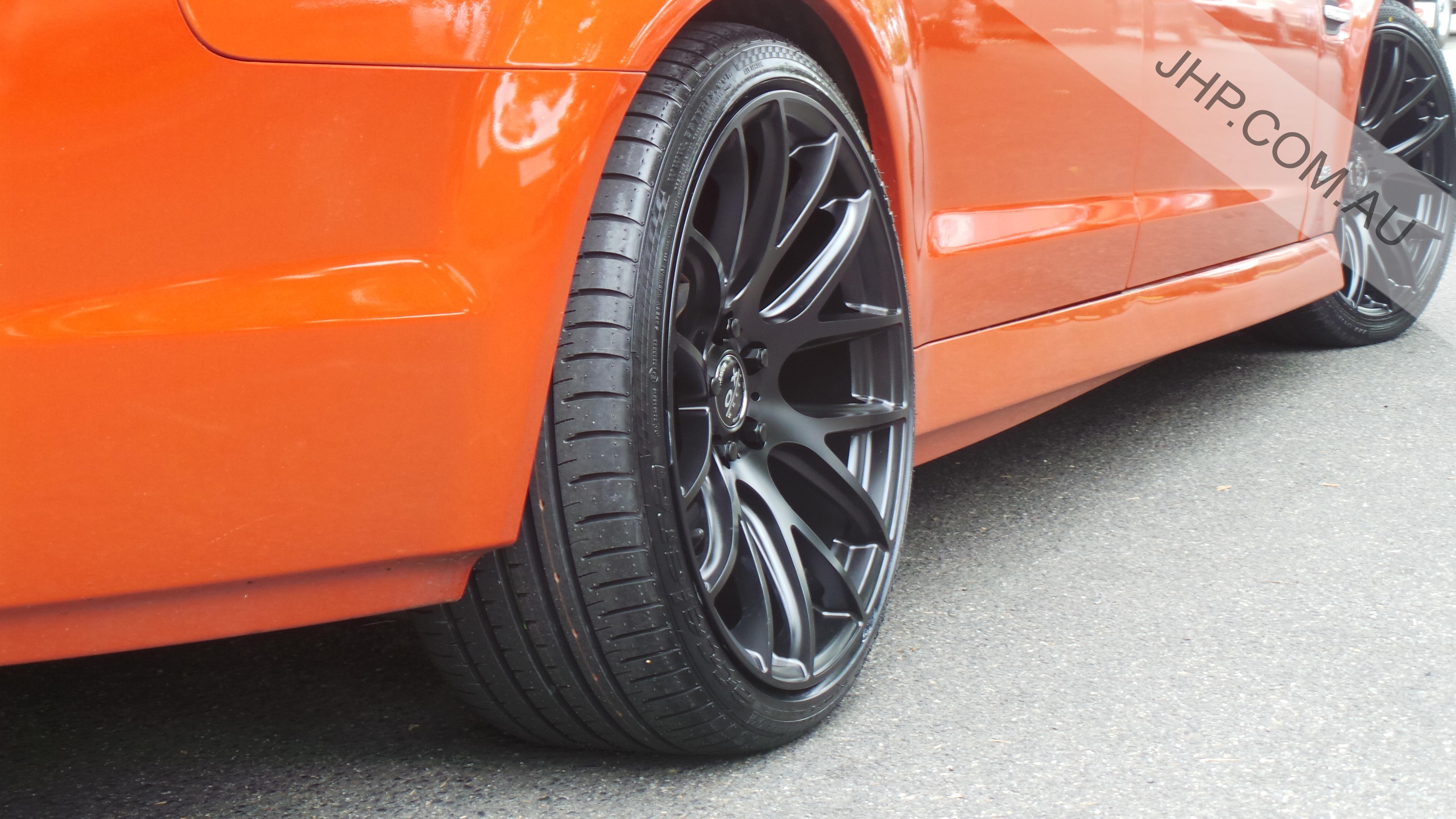 JHP Concave Wheels to suit Pontiac G8 & Chev SS   JHP ...