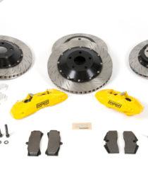 Harrop Ultimate Brake Kit in Yellow
