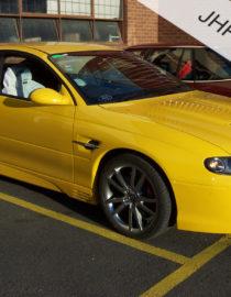 VZ GTO Devil Yellow 5