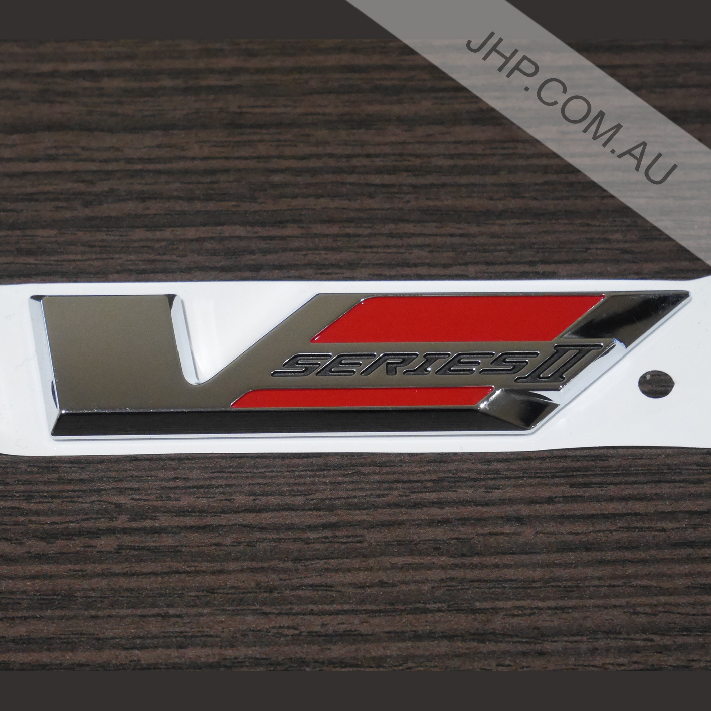 Chevy Ss Holden Commodore V Badge Jhp Vehicle Enhancements
