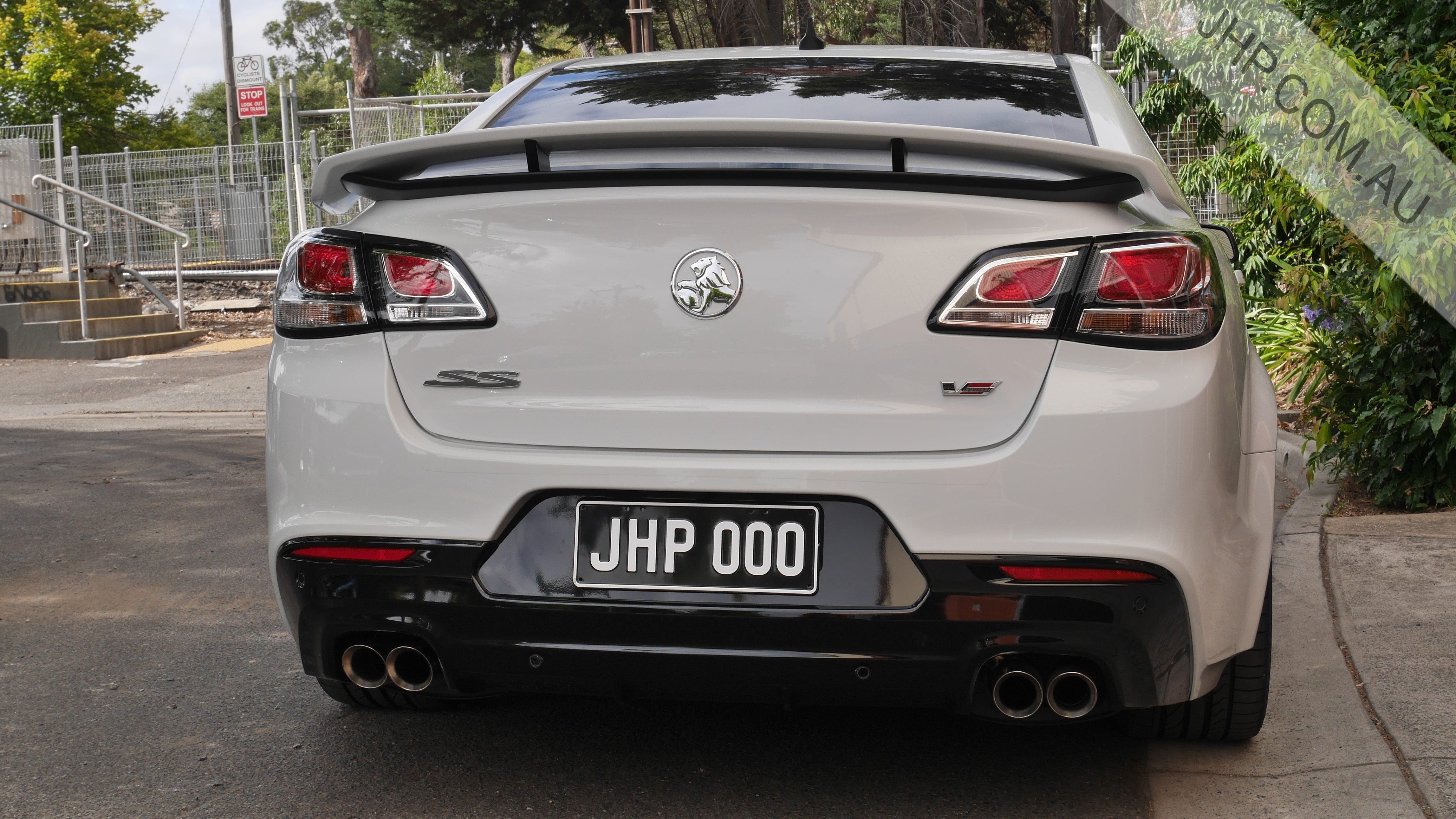 Chevy SS / VF Commodore Blackout Trim Parts Archives | JHP