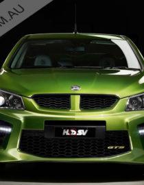 HSV GEN-F GTS Front Conversion Kit 2