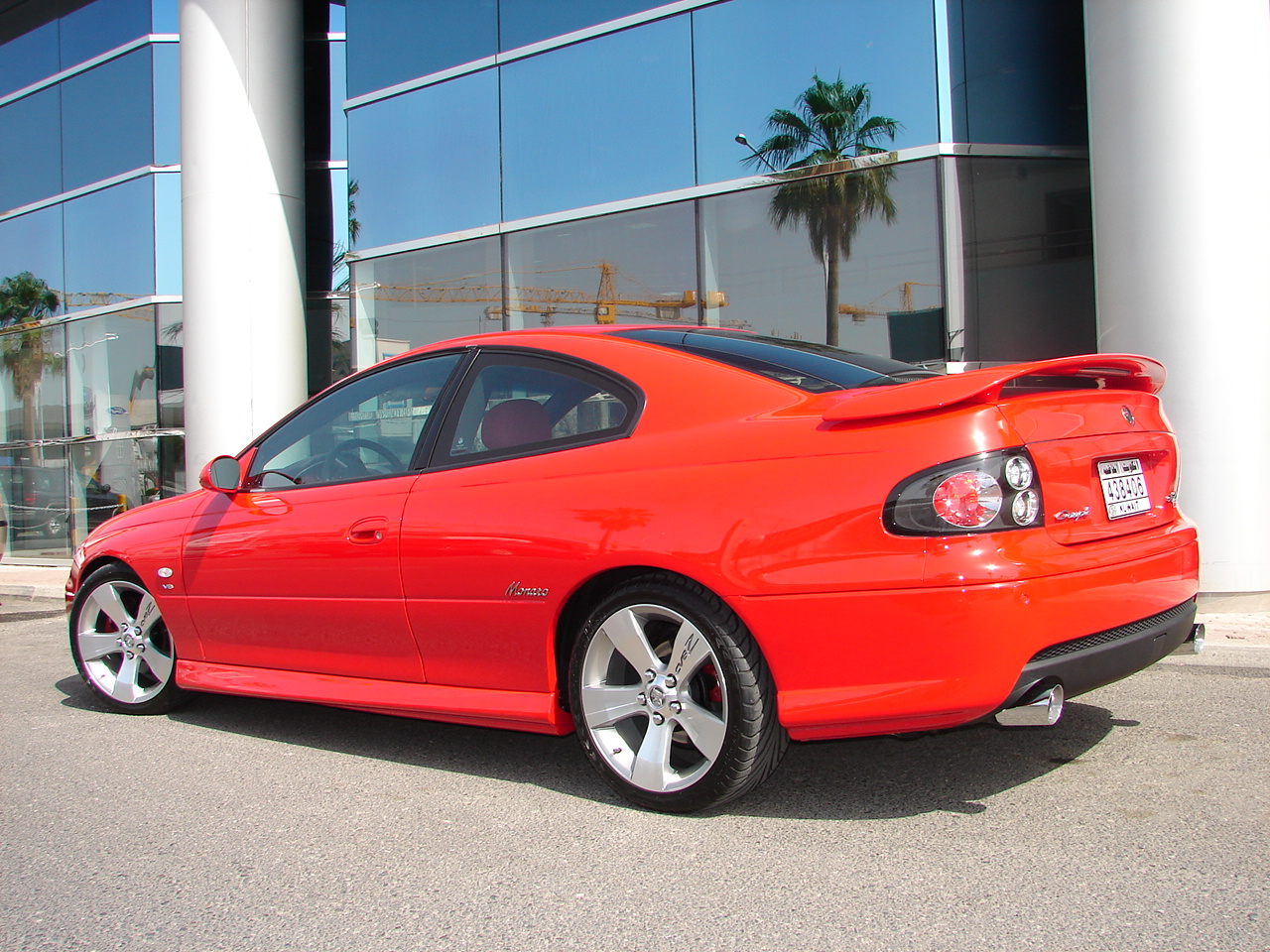 Pontiac GTO Holden Monaro CV8-Z Wheels | JHP Vehicle ...