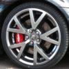 VE HSV Brake Kit on Car