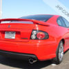 Genuine HSV 427Coupe Monaro Black Tail Lamps