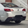 Chevy SS Holden Commodore Trunk Lip Spoiler