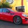 Chevy SS G8 JHP Ultimate Coilover Suspension Package on Vehicle