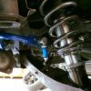Chevy SS G8 JHP Ultimate Coilover Suspension Under Vehicle View